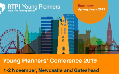 RTPI Young Planners Conference 2019
