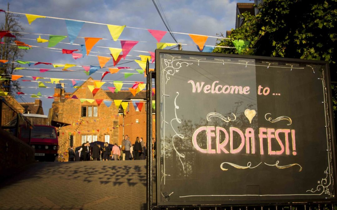 Cerdafest: Celebrating 10 Years of Cerda!