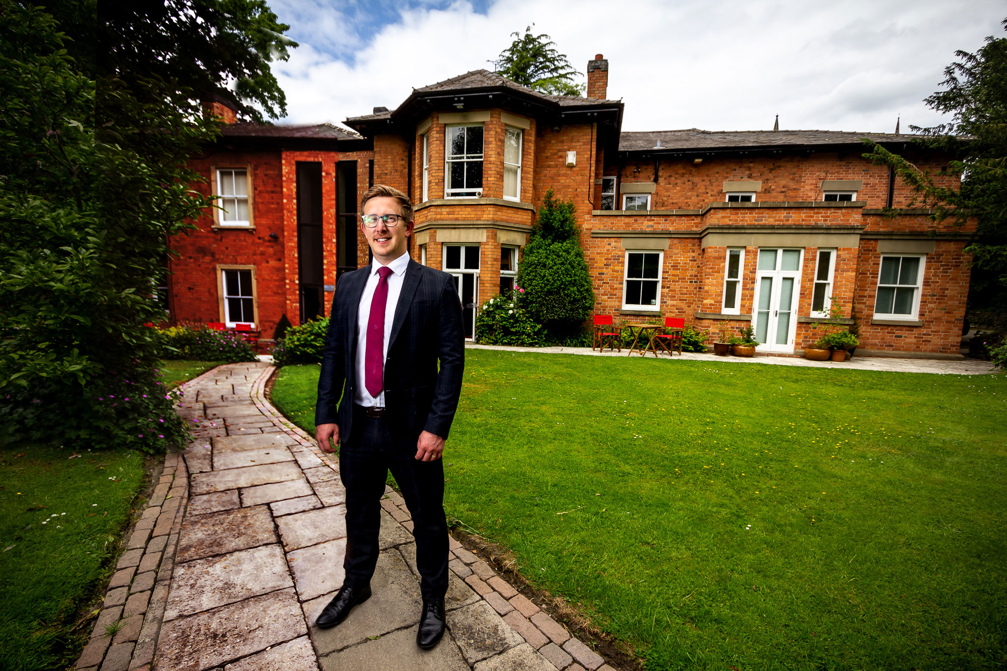 Rich West at Cerda Planning new East Midland Office
